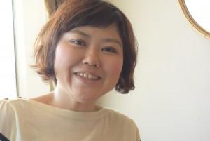 銀座 ママさん美容師