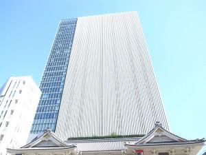 銀座 歌舞伎座 美容室
