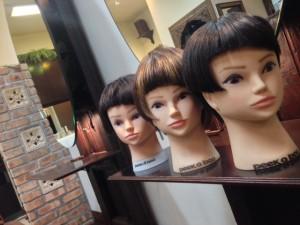 銀座の美容師がコンテストに挑戦