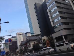 歌舞伎座近くに美容室へ!