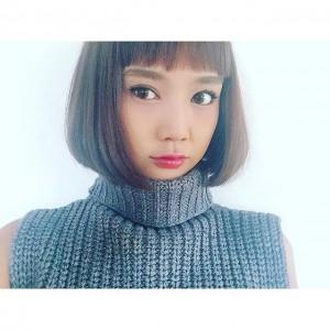 西本 早希さんの髪型