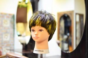 銀座の上手いカットの美容師が作る