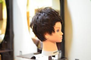 東銀座のショートの上手い男性美容師