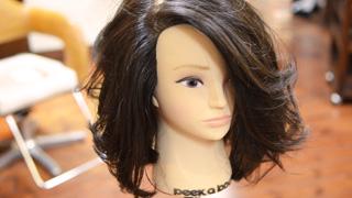 ミランダカー 髪型