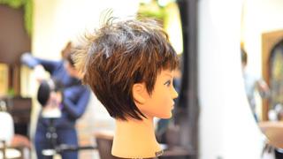 ペイトン・ナイト髪型