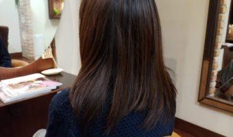 オッジィオット トリートメントで髪質改善