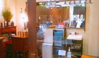 銀座の美容室 aglaiaは15周年を迎えます!