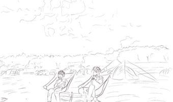 春休みに近場にキャンプに行ったら子供たちがメチャクチャ喜んでいたので嬉しかった
