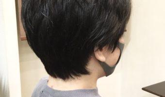 《 メンズカット 》 長持ちする髪型